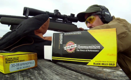 David Fortier talks with Jeff Hoffman of Black Hills Ammunition about their Precision Hunting loads.