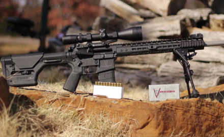 Craig Boddington features the Nosler Signature Vermegeddon Rifle, what they consider to be the