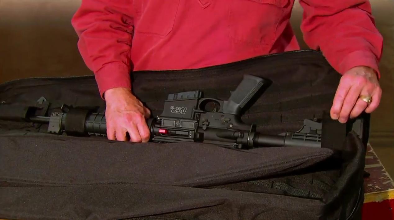 Blackhawk Sportster Weapons Case