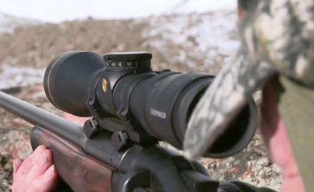 Craig Boddington and Kyle Lamb take a look at Leupold's top of the line sporting scope, the VX 6.