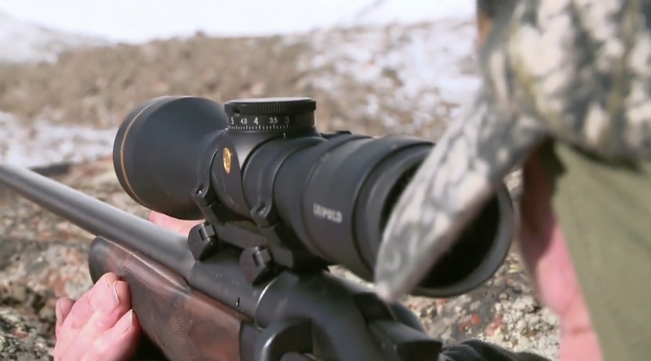 Leupold VX 6 2-12X Scope