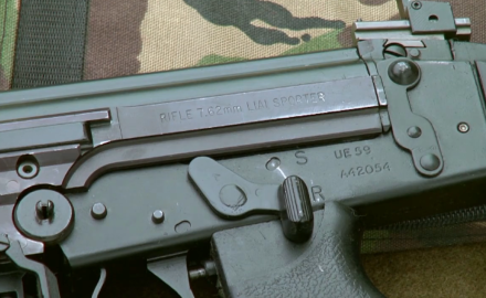 In this Classic Test, Garry James and David Fortier take a look at the FAL rifle.