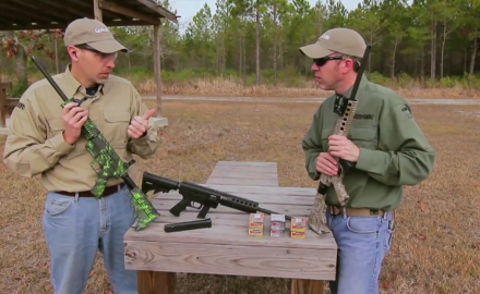 Our experts are at the range testing the Just Right Carbines.