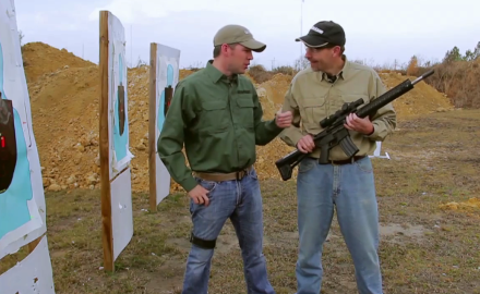 J. Guthrie and James Tarr review the Stag Model 3G.