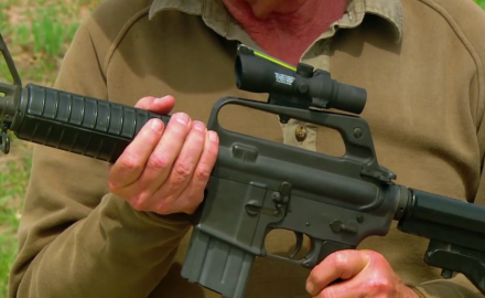 The G & A team tackles the hot topic of full auto versus semiauto firearms.