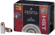 Federal Premium Adds .380 Auto to Personal Defense HST Collection