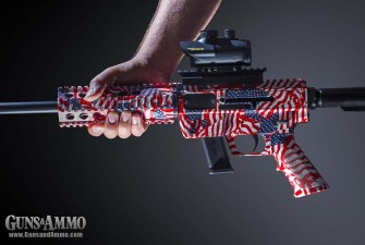 JR American Flag Carbine Review