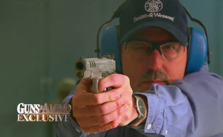 We take a look at two Smith & Wesson Performance Center 1911's.  These are guns that can give