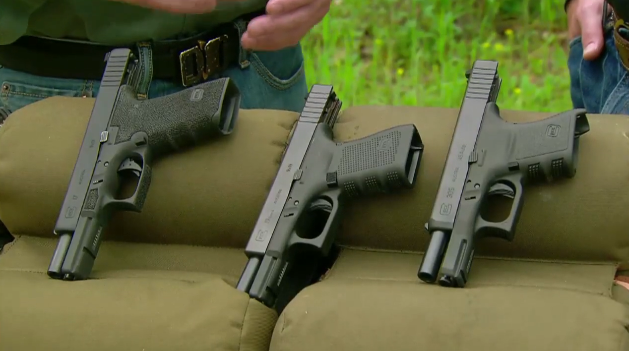 Glock 17 and 19 Platforms