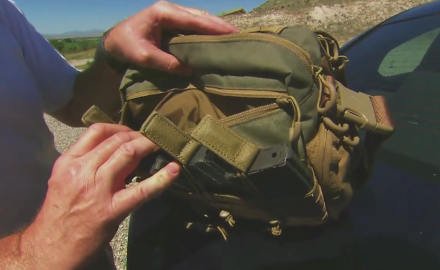 James Tarr talks with Chuck Buis of Blackhawk! about their go bags.