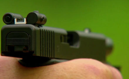 Patrick Sweeney highlights the LaserLyte RSL (Rear Sight Laser) for Glock.
