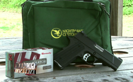 We feature the high-end Nighthawk T4 1911.
