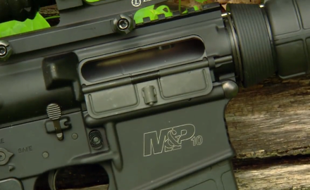 Craig Boddington and Kyle Lamb feature the AR 10 platform as both a tactical and hunting rifle.
