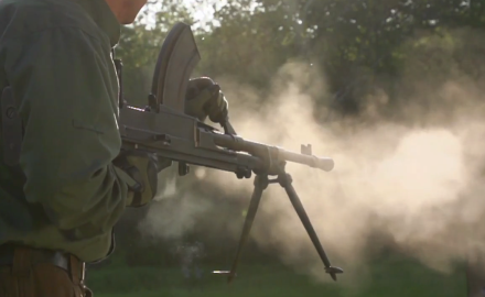 Guns & Ammo experts take a look at the British Bren rifle.