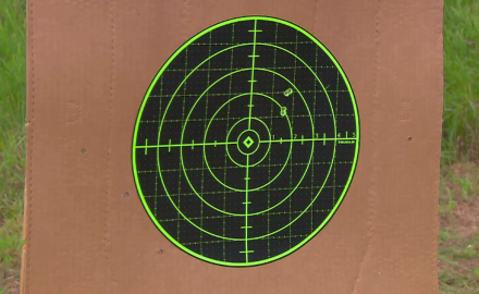 Dick Metcalf and Craig Boddington review TruGlo's new Tru See targets.