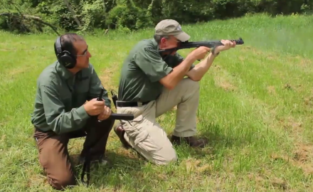 We take a look at the classic full-auto 9 mm Sterling.