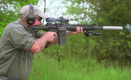 Dick Metcalf talks with Sig's, Jerrod McDevitt about the new 716 Precision Rifle.