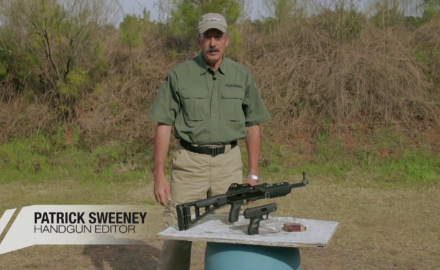 Patrick Sweeney Reviews the Hi-Point 9 mm pistol and carbine