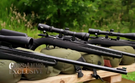Guns & Ammo takes a look at Ruger's first American .22 rimfire bolt-action rifle.