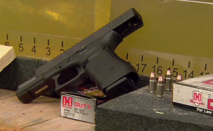 Patrick Sweeney pays a visit to Neal Emery and the folks at Hornady to talk about the .357 SIG