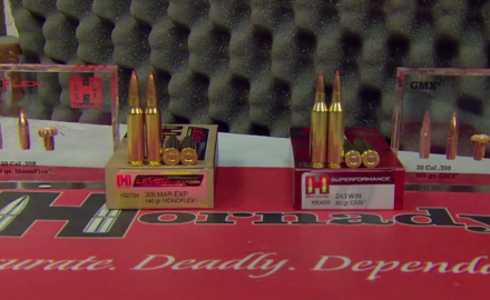 Patrick Sweeney talks with Hornady's Neal Emery about their Monoflex and GMX lines of ammo.