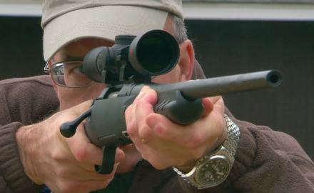 Experts discuss the Ruger American rifle in combination with Redfield's Revolution scope.