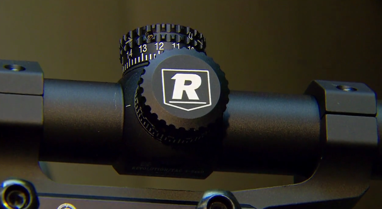 Redfield Revolution Tactical Scope