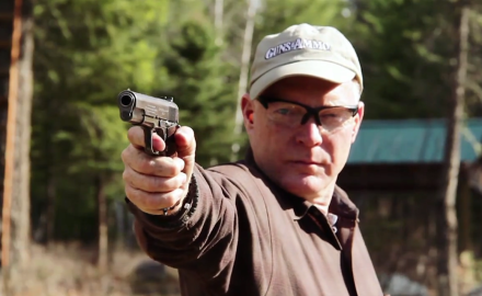 Craig Boddington and Garry James review a genuine classic, and early 1911 .45 built during WWI.