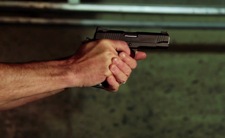 Patrick Sweeney and Todd Rassa review the Nighthawk Costa 9mm compact pistol.