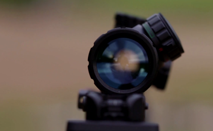 Todd Rassa and James Tarr go over the features of the Extreme 4x32 tactical scope from TruGlo.