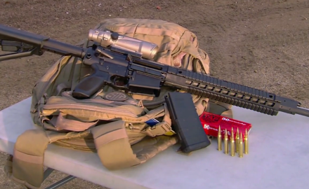 Patrick Sweeney talks with SIG about their 716 Heavy rifle.