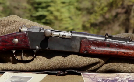 Garry James and Craig Boddington feature one of the most important military rifles of all time, the 1886 Lebel.