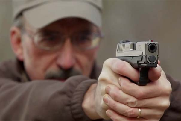 At the Range: Springfield Armory XD9 Mod.2