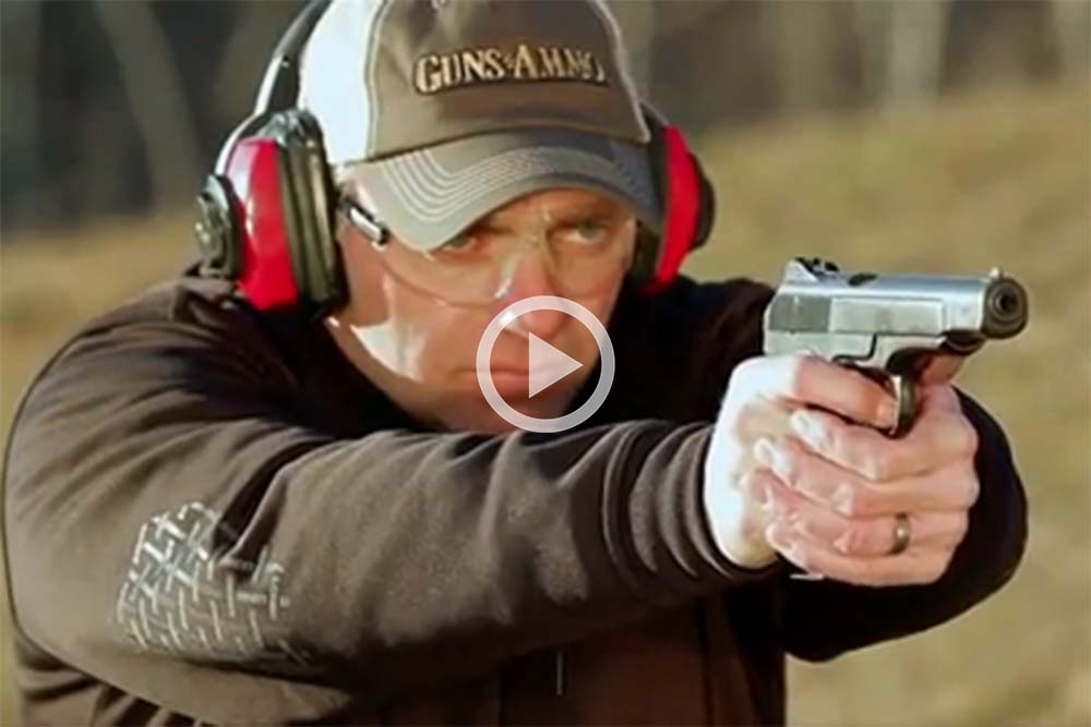 Video at the Range: Stechkin Fully-Automatic Pistol