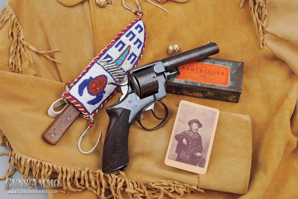 Military Guns For Sale >> Custer's Last Gun: Webley RIC Revolver - Guns & Ammo