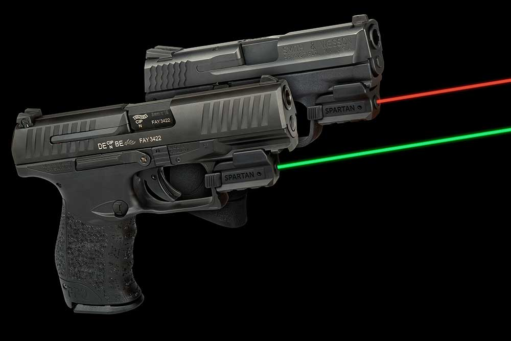 Introducing the LaserMax Spartan Laser Series