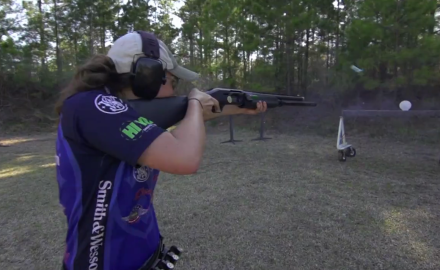 Patrick Sweeney and Lena Miculek discuss the pros and cons of being young and