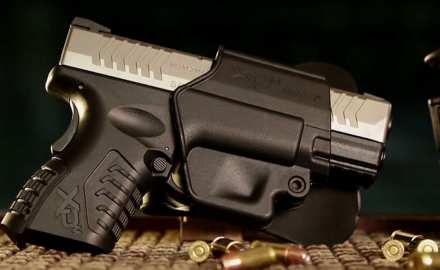 We have a potpourri  of reviews to bring you this week, including Springfield Armory's XDm series