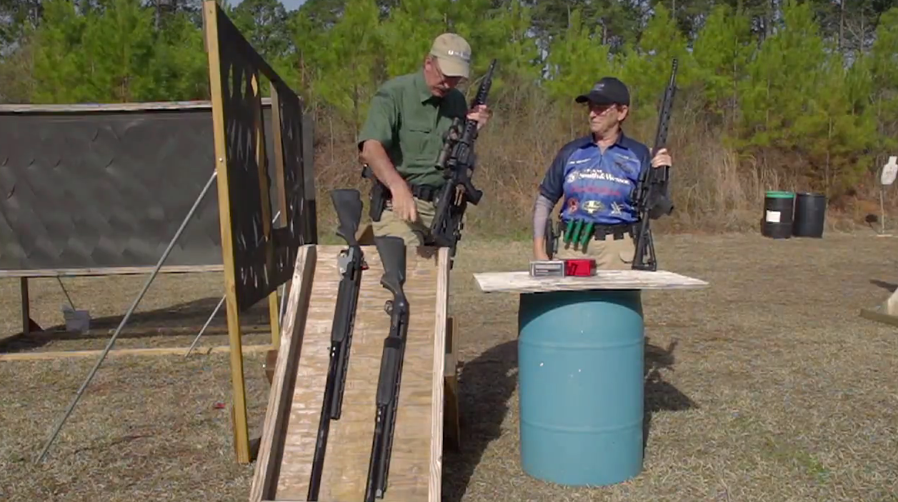 Shoot Better: Getting Started with 3 Gun