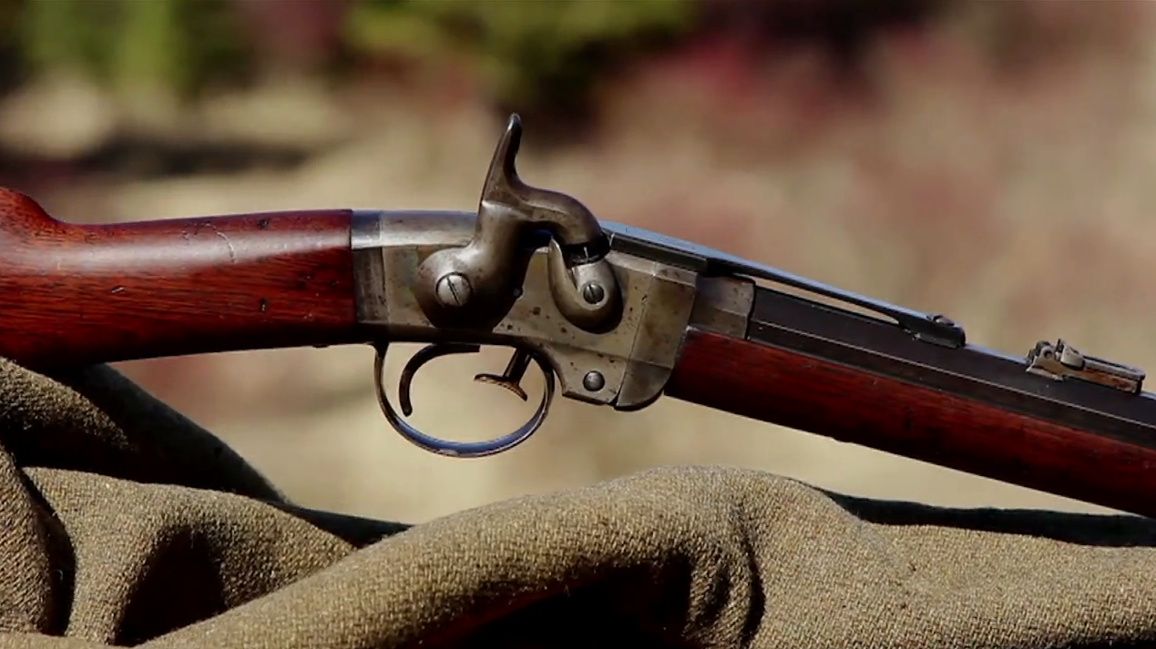 Classic Test:  50 Caliber Smith Carbine