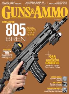 Trijicon MRO Guns & Ammo