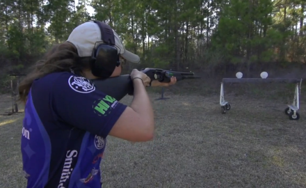We take an inside look at what is known as Team Miculek.  Jerry, his wife Kay and daughter, Lena