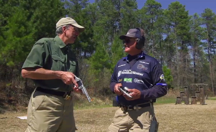 Patrick Sweeney takes on Jerry Miculek in a friend competition that reveals why both of these