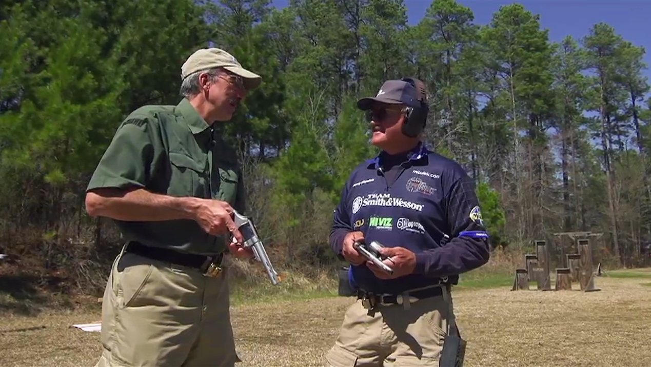 Shoot Better: Friendly Competition with Jerry Miculek