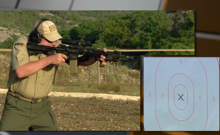Kyle Lamb discusses why he uses the Smith & Wesson M & P VTAC II.