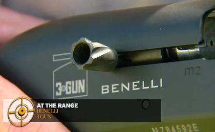 James Tarr gives us an overview of the Benelli 3 Gun Shotgun that would also make a great tactical