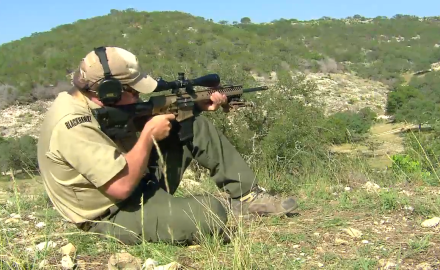 Kyle Lamb makes a case for hunting with an AR Platform rifle.