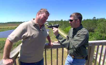 Our team beats up a Trijicon ACOG optic to see how tough it really is.
