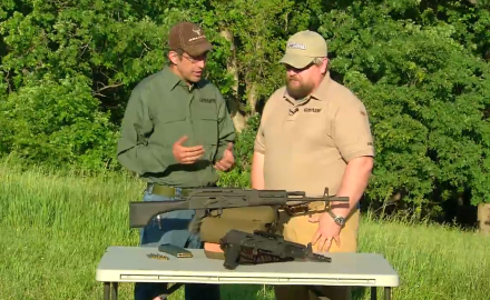 Two of our resident firearms experts, Mark Vorobiev and David Fortier, review the Archer rifle from InterOrdnance.