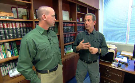 Jason Teague interviews a district attorney about knowing and understanding local and state laws in terms of how they apply to a personal defense situation when firearms are involved.